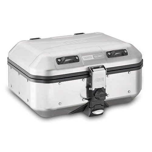 Givi DLM30A Top Case, in Alluminio, UNICO