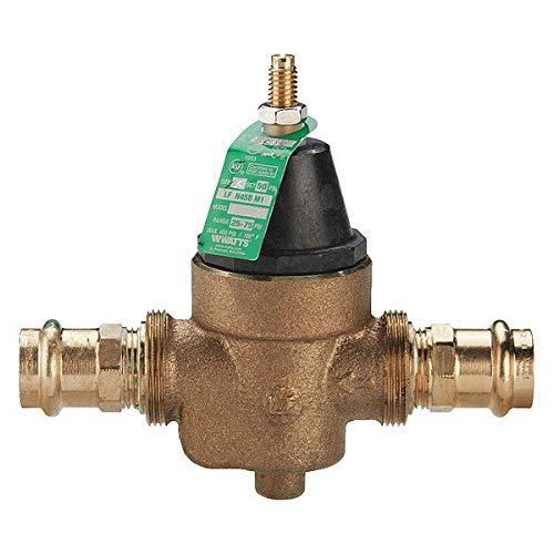 Water Pressure Reducing Valve, 1/2in Size