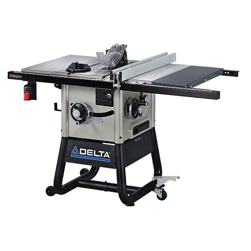 Delta Power Tools 36-5100 Delta 10-Inch Left Tilt Table Saw with 30-Inch RH...