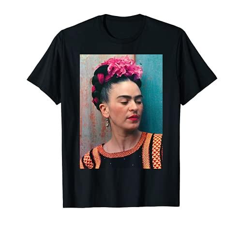 Fridas Funny Kahlos Para Hombres Mujeres Camiseta