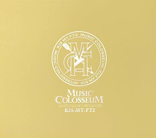 MUSIC COLOSSEUM(DVD付)(初回生産限定盤A)