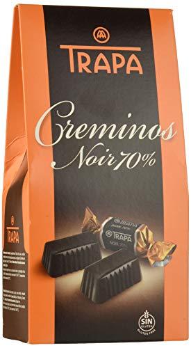Trapa Creminos Noir 70% Bolsa de Bombones - 48 gr
