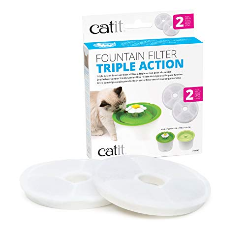 Catit 43745 Triple Action Filter 2er-Set