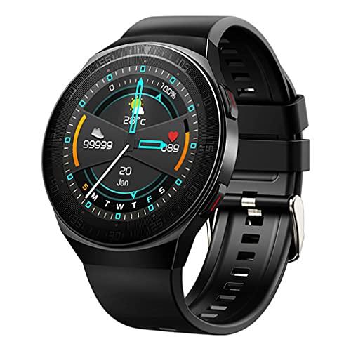 MT3 8G Reloj Inteligente Llamada inalámbrica Pantalla táctil Completa Reloj Inteligente a Prueba de Agua Negro 257 * 47 * 21 mm