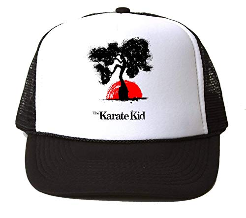 NoMoreFamous The Karate Kid Ink Simple Red Sun Baseball Cap Unisex Mütze Kappe Hat One Size