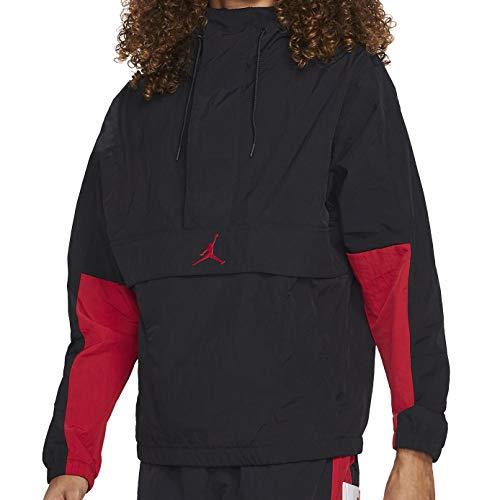 Nike Herren Jordan Jumpman Windbreaker Schwarz S