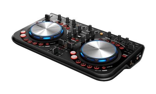 Pioneer DDJ-WEGO-K mezclador DJ - Mezclador para DJ (101 Db, 20-20000 Hz, 0,006%, 3,5 mm, 38 cm, 20,85 cm) Negro