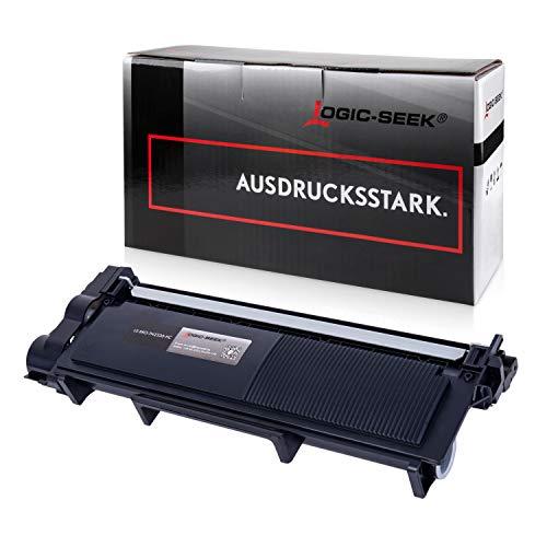 Logic-Seek Toner kompatibel für Brother TN-2320 XL TN2320 HL-L2340DW HL-L2360DN DCP-2500 2520 2540 2560 2700 Series D DW DN HL-2300 2320 2365 2380 Series D DW DN MFC-2700 2703 2720 2740 Series DW CW