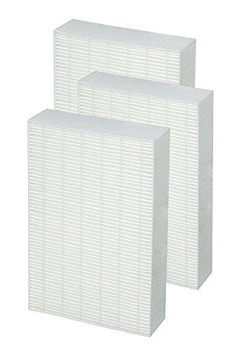3 Pack True HEPA Filter R for Honeywell HRF-R2 HRF-R3 Air Purifier, Filter R