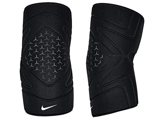 Nike Unisex– Erwachsene Pro Elbow Sleeve Ellenbogenbandage, Schwarz, L