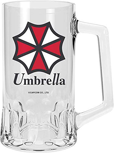 ABYstyle - Resident Evil - Bierkrug - 500 ml - Umbrella