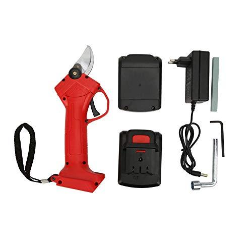 Elektrische takensnijder, 16.8V snoeischaar voor batterijen Snoeischaar Handsnoeischaar Conventionele tuinboomknipper Ergonomisch tuingereedschap voor moeiteloos zagen(#2-110-240V)