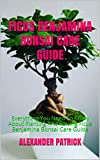 FICUS BENJAMINA BONSAI CARE GUIDE: Everything You Need To Know About Planting And Raising Ficus Benjamina Bonsai Care Guide (English Edition)