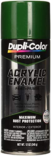 Dupli-Color - EPAE10600 Leaf Green Premium Acrylic Enamel Spray Paint