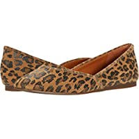 Lucky Brand Women's Ameena Synthetic Lining Flat Shoe