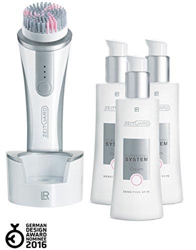 LR ZEITGARD Cleansing Device Sensitive-Set