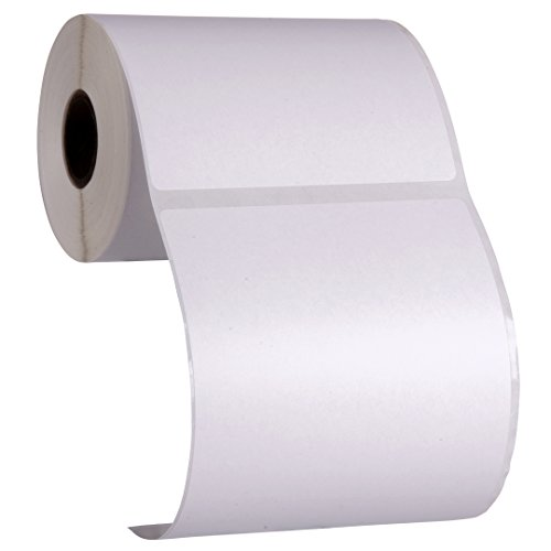"4"" x 6"" Compatible with Dymo 4XL Postage Shipping Labels, Compatible with Dymo 1744907 (1 Roll - 220 Labels Per Roll) (1 Pack)"