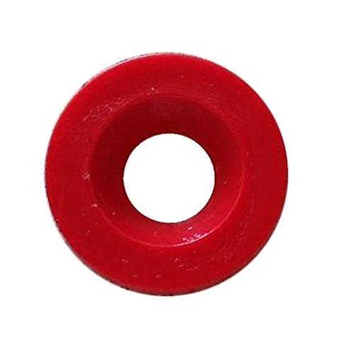 CHICAGO FAUCETS 633-023JKNF Chicago Red Index Button - 557448