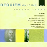 James/Requiem After Bach by Lcs/Corp/Oxford Cam/Summerly (2002-04-11)