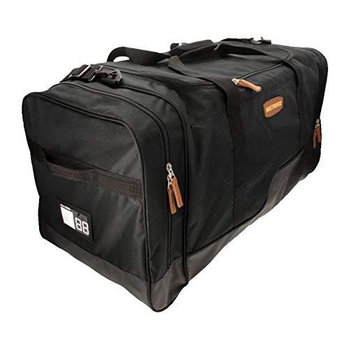 Instrike Revolution Deluxe Reise und Hockey Carrybag-Tragetasche Large Sporttasche Gepäcktasche 184 Liter