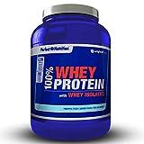 Protéines Whey Isolate 100% de protéines de lactosérum hydrolysées de haute qualité - 908g -...