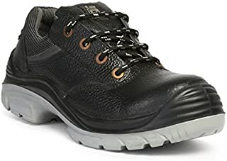 Hillson Nucleus ISI Marked Safety Shoe, Size-8 UK, Black