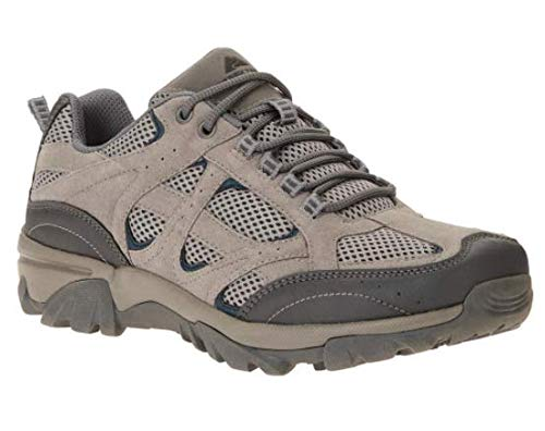 OZARK TRAIL Men's Vented Low Hiking Shoe (10.5) Taupe