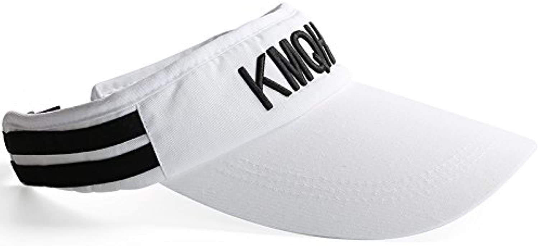 MSZYZHat Female Summer air Cap Outdoor Sports no top Sun hat Male Running