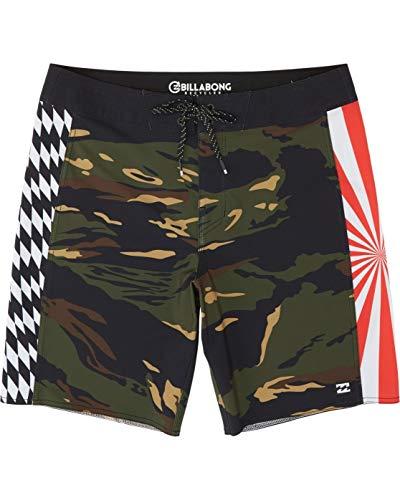 BILLABONG™Ai Dbah Pro 19' - Camo Board Shorts - Men - 34 - C
