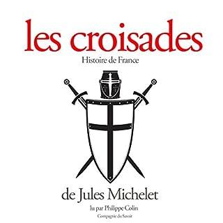 Couverture de Les croisades