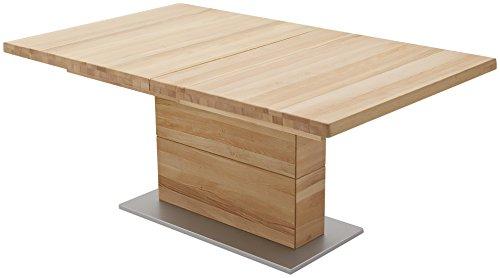 Robas Lund, Tisch, Esszimmertisch, Corato A, Kernbuche/Massivholz, 180 x 100 x 77 cm, COR18AKB