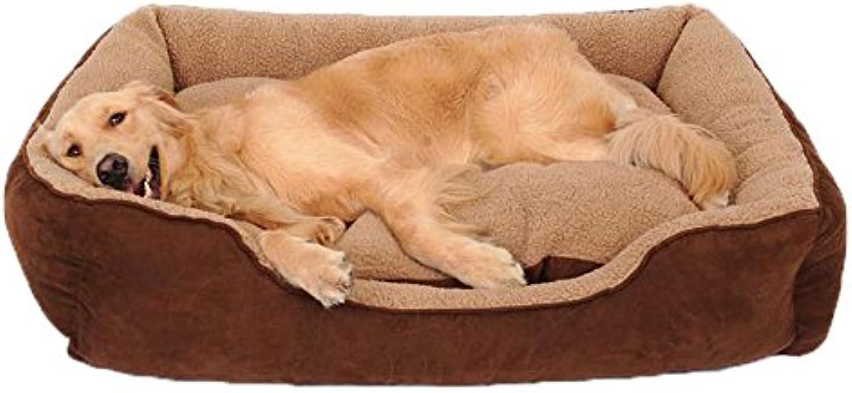 ahorra 50% -75% de descuento Pet harem harem harem Casa Perro Cama Lavable Perro oroen Retriever Mediano Perro Grande Husky Labrador Suministros para Mascotas Four Seasons Universal (Tamaño   L)  edición limitada