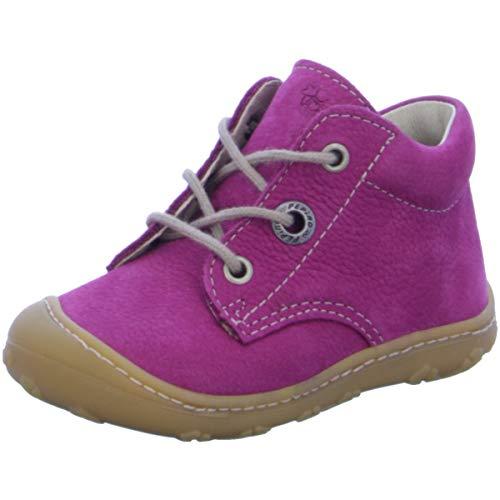RICOSTA Pepino Unisex - Kinder Stiefel Cory, Weite: Mittel (WMS), Kinder-Schuhe Klett-Schuhe toben Spielen Freizeit leger Kids,pop,22 EU / 5.5 UK