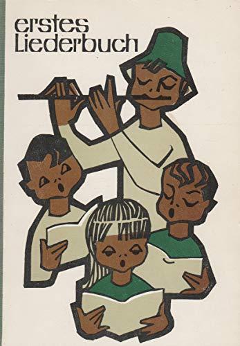 Erstes Liederbuch mit Einführung ins Notensingen. [Mit Blockflötengriffe für die C-Flöte]. [Unter Mitarbeit von Egon Kraus].