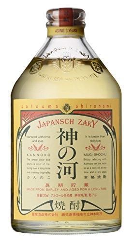乙 神の河(かんのこ) 長期貯蔵麦 25°/薩摩酒造 720ML 1本