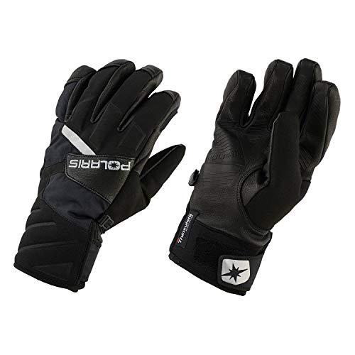 Polaris Men's Level 3 Mountain Glove with 3M Thinsulate, Black - XL