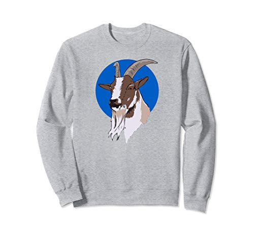 Billy Goat Farming Ranching Sweatshirt