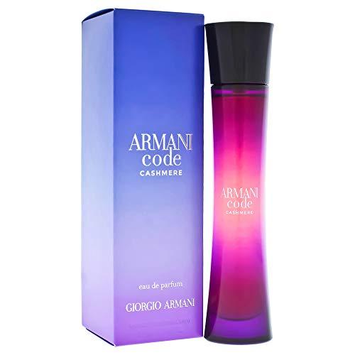 Emporio Armani Code Femme Cashmere Eau de Parfum Spray - 50 ml