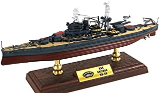 1:700 Scale USS Arizona Battleship