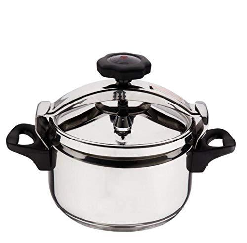 Edelstahl Explosionsgeschützte Pressure Cooker Multi-Koch Slow Cooker Suppentopf, Außen Pressure Cooker tragbare Camping Pressure Cooker, 3L-40L große Kapazität for Home Restaurant Hotel Nutzung