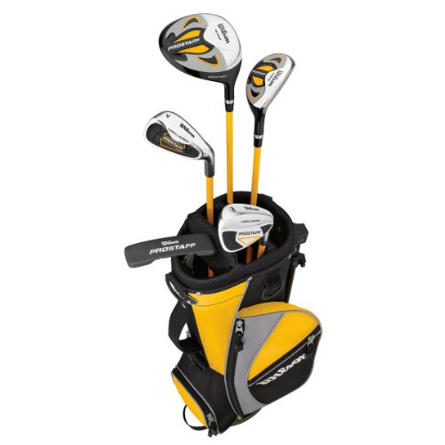 Wilson Pro Staff HDX Jr - Palos de Golf, Talla 11-14