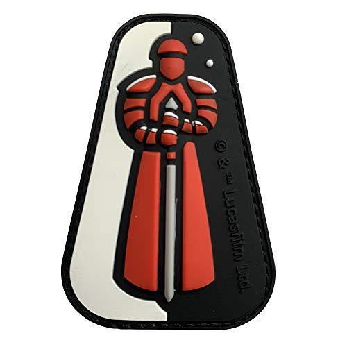 Toppa di gomma del gagliardetto della guardia del Pretorio di Star Wars