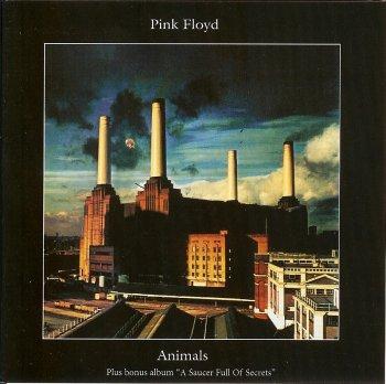 Animals [BONUS ALBUM] A Saucer Full Of Secrets [LIMITED EDITION] Pink Floyd (UK Import)