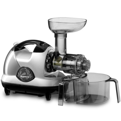 Kuvings NJE-3580U Masticating Slow Juicer, Silver