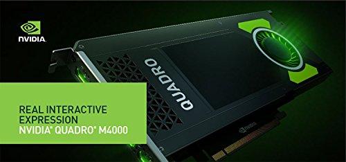 Nvidia Quadro M4000 8GB GDDR5 256-Bit PCI Express 3.0 x16 Full Height Grafikkarte
