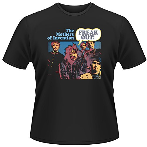 Tee Shack Frank Zappa Freak out Apostrophe Hot Rats 2 Oficial Camiseta para Hombre (Small)