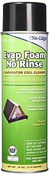 Nu-Calgon 4171-75 Evap Foam No Rinse Evaporator Coil Cleaner 18 oz.