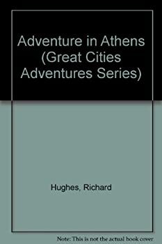 Adventure in Athens (Great Cities Adventures Series) 0939179466 Book Cover
