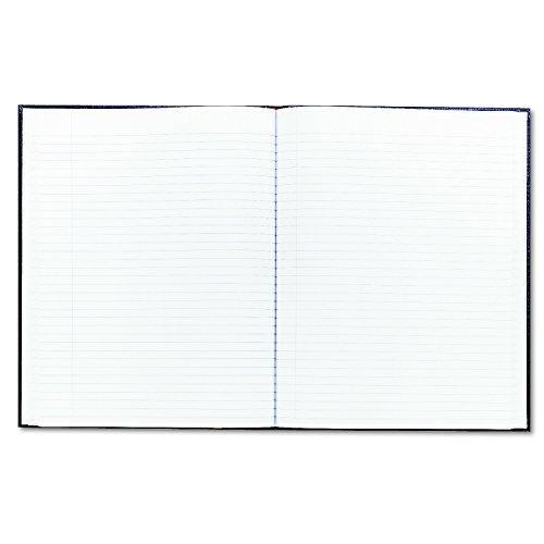 Blueline Executive Journal, Black, 10.75