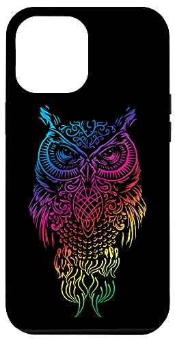 iPhone 12 Pro Max Owl Fan Shirt, Owls are best Case